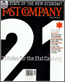 Network Effects is a feature article in Issue 27, 21 Rules for the 21st Century, of Fast Company...